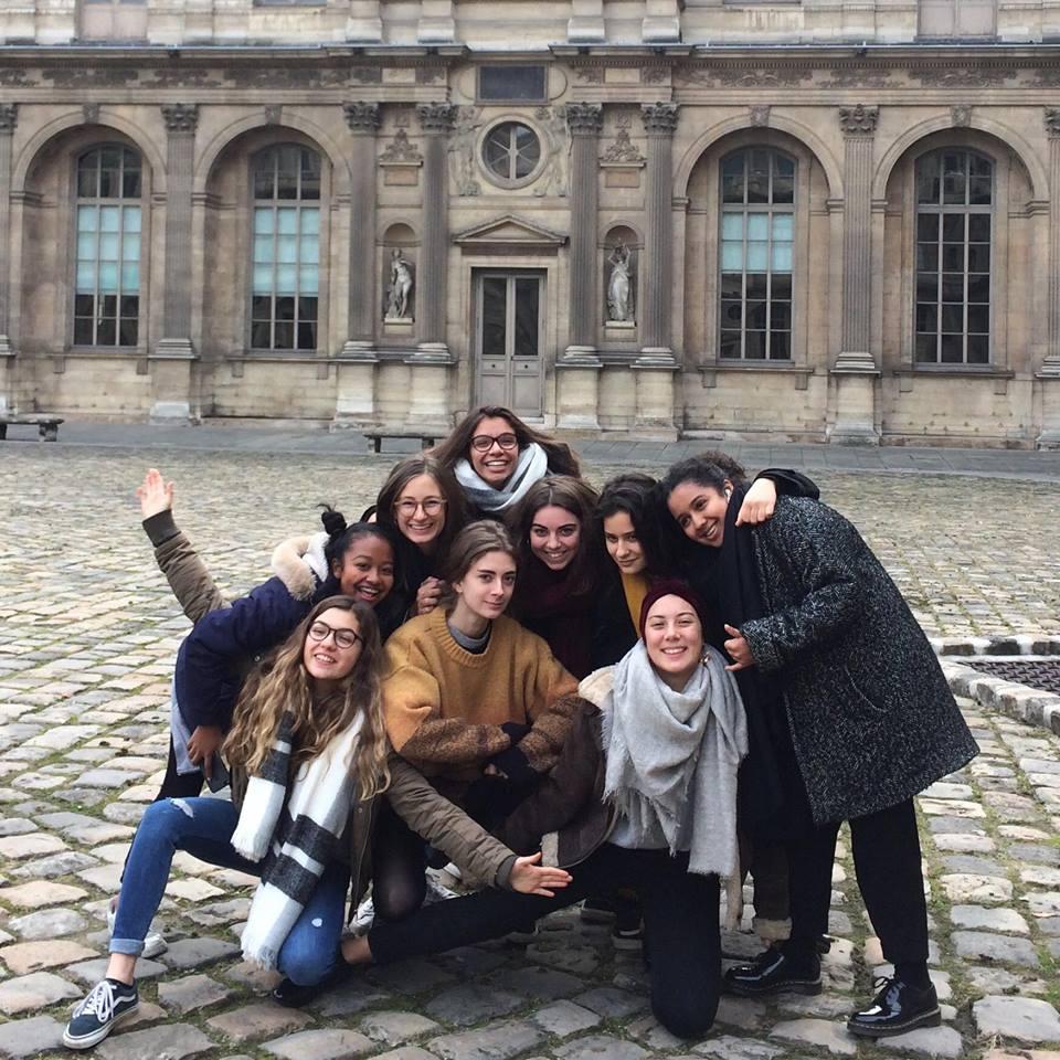14. A Paris